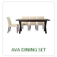 AVA DINING SET